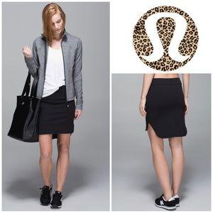 Lululemon City Skirt in Black